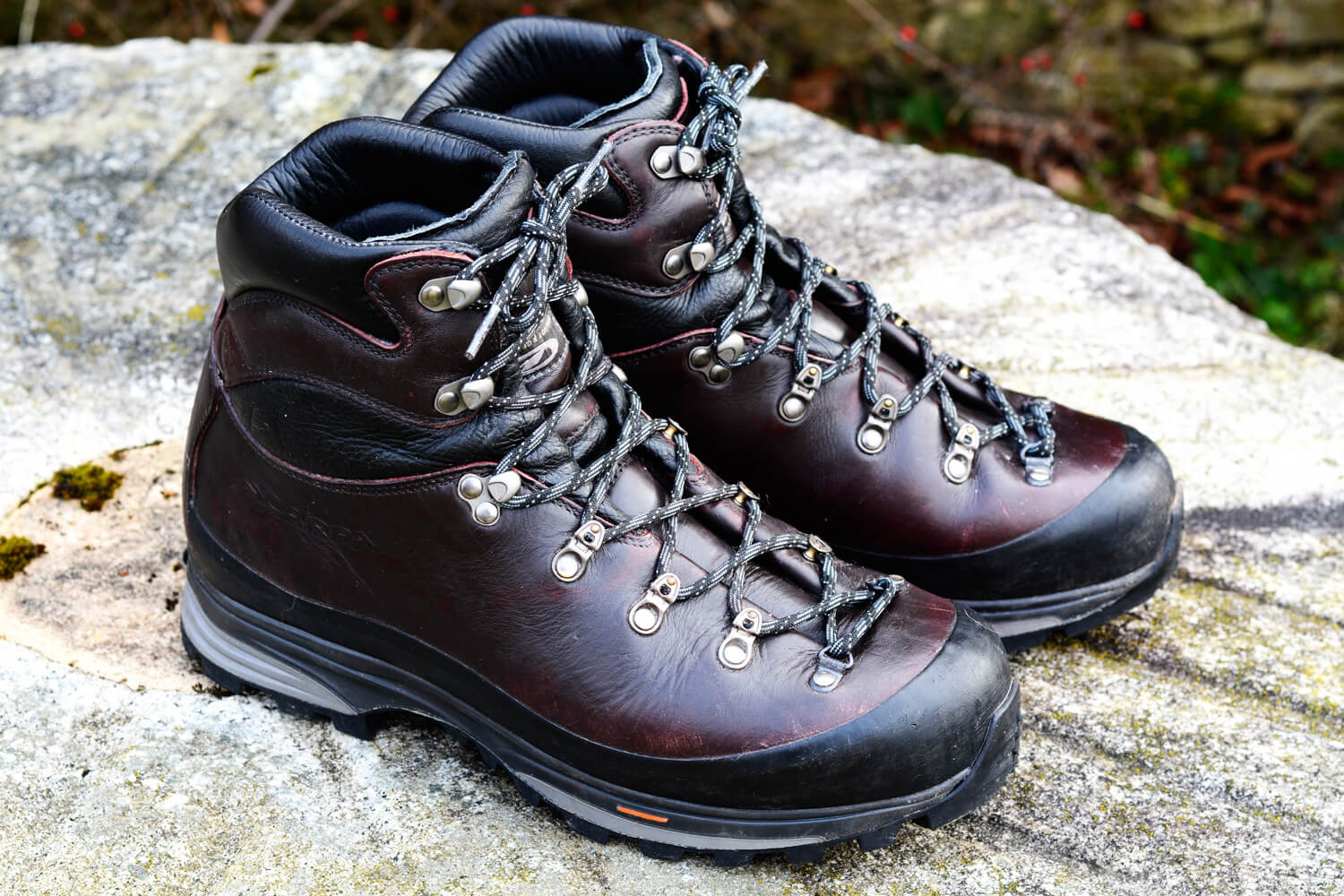 Review: Scarpa SL Activ boots